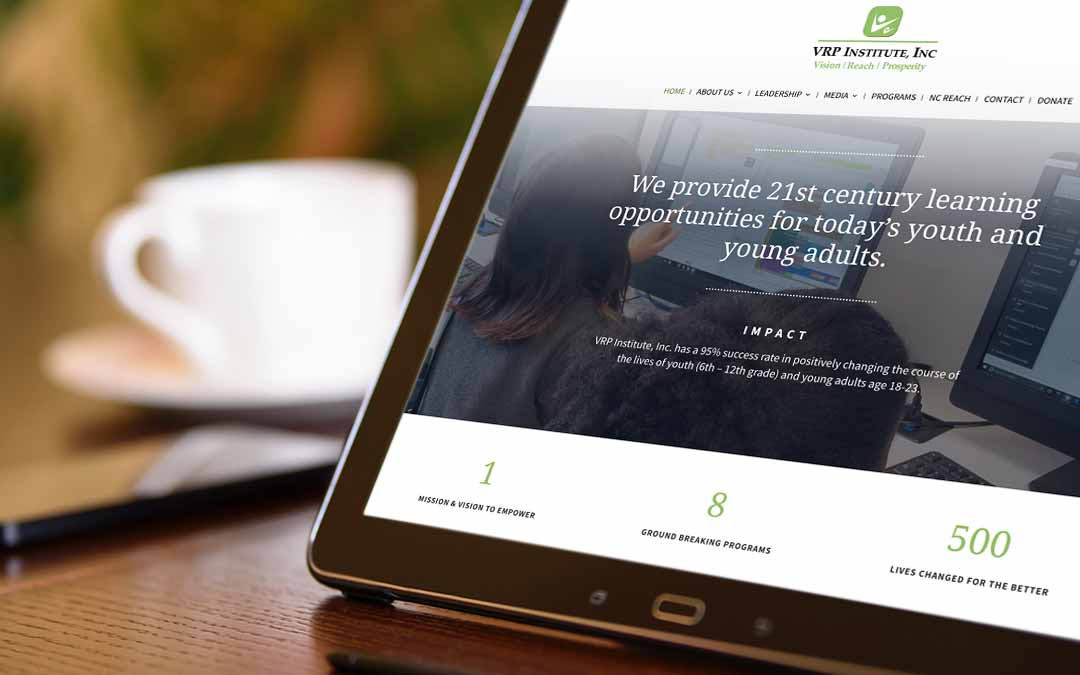 VRP launches new website